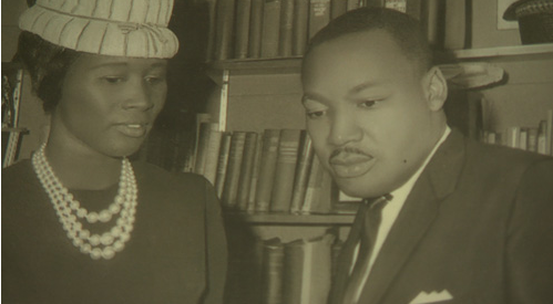 Rosie simpson and MLK copy